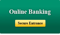 Secure Entrance to Online Banking